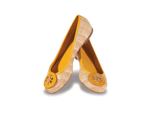 53e22bb80 What We re Loving Right Now  Tory Burch Reva Flats – So Fetch Daily