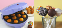 Quirky Item of the Week: Babycakes Cake Pop Maker