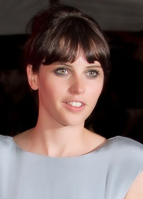 Felicity Jones (Image Credit: Flickr User gdcgraphics')