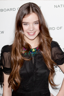 Hailee Steinfeld (Image Credit: Nathan Blaney)