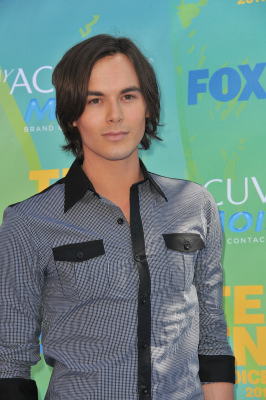 Tyler Blackburn (Image Credit: Paul Smith / Featureflash)
