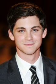Logan Lerman (Image Credit: Steve Vas / Featureflash)