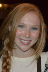 Molly Quinn (Image Credit: Flickr User Genevieve719)