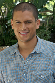 Wentworth Miller (Image Credit: Andrew Horovitz)