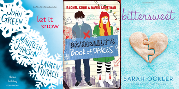 Top 5 Holiday/Winter Books