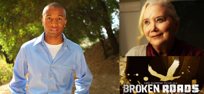 An Interview with Justin Chambers and Sally Kirkland of Broken Roads