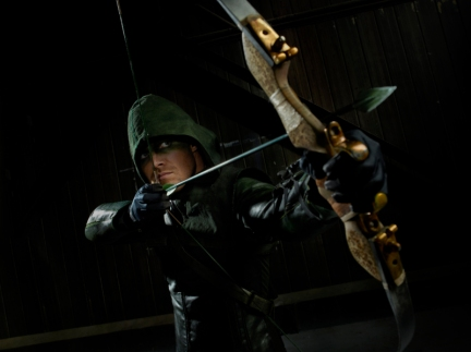 Stephen Amell in ARROW (Image Credit: The CW Network. All Rights Reserved)