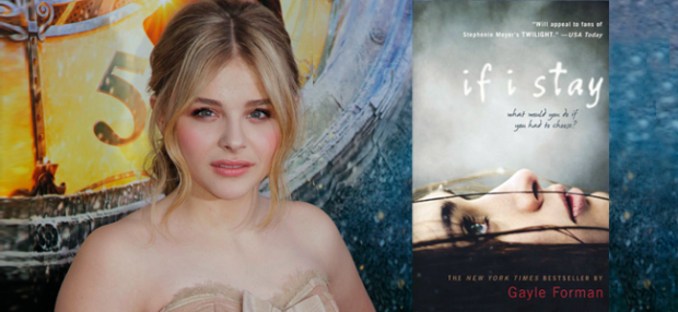 Is Gayle Forman's If I Stay finally making its way to the big screen with Chloe Grace Moretz?