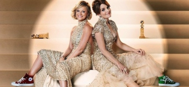 Amy Poehler and Tina Fey (Image Credit: Gavin Bond/NBC)