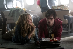 TERESA PALMER and NICHOLAS HOULT star in WARM BODIES