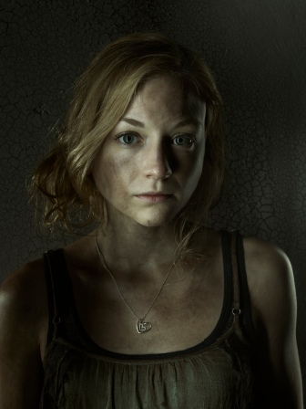 Emily Kinney in THE WALKING DEAD