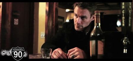Jessie Pavelka as Lenny in the Interstate 90 Film Teaser Trailer