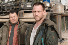 Patrick Gallagher and Ty Olsson in BOREALIS