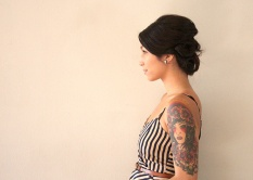 Tutorial: Pin and Curl Updo by Let's Go Sunning