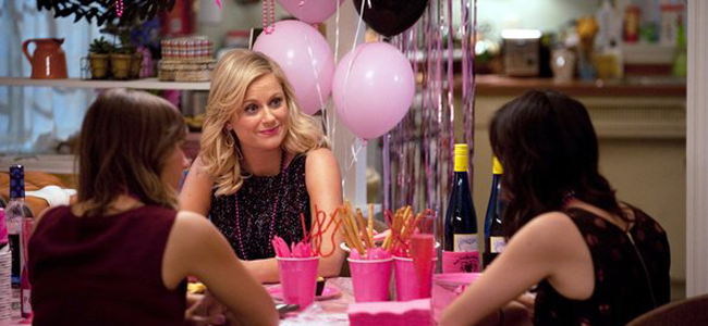 Amy Poehler as Leslie Knope in PARKS AND RECREATION (Image Credit: Colleen Hayes/NBC)