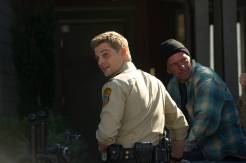 Mike Vogel as Deputy Zack Shelby in BATES MOTEL (Image Credit: Joe Lederer Copyright 2011)