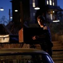Freddie Highmore as Norman Bates in BATES MOTEL (Image Credit: Joe Lederer Copyright 2011)