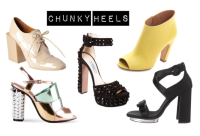 Spring 2013 Runway Shoe Trends