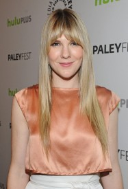 Lily Rabe (Image Credit: © Kevin Parry for Paley Center for Media.)
