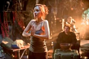 Celina Jade in ARROW (Image Credit: Cate Cameron/Warner Bros)