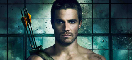 Stephen Amell in ARROW (Image Credit: The CW)