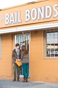 Freddie Highmore as Norman Bates and Olivia Cooke as Emma Decody in BATES MOTEL (Image Credit: Joseph Lederer)