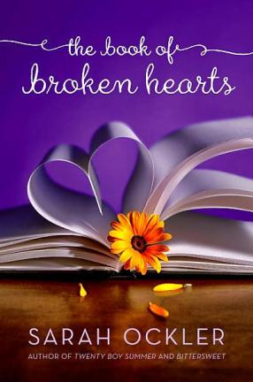 The Book of Broken Hearts (Image Credit: Sarah Ockler)
