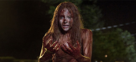 Chloe Grace Moretz in CARRIE (Image Credit: Sony Pictures)
