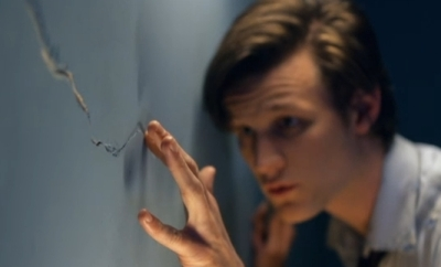 Matt Smith as The Doctor in DOCTOR WHO (Image Credit: BBC)