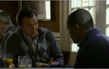 Jay Huguley as Will Branson in TREME (Image Credit: HBO)