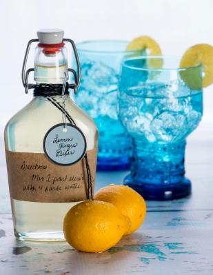 Lemon Ginger Elixir (Image Credit: http://www.thekitchenwitchblog.com)
