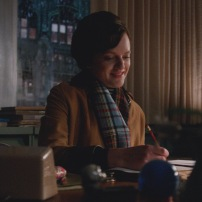Peggy Olson (Elisabeth Moss) - Mad Men (Photo Credit: Courtesy of AMC)