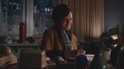 Peggy Olson (Elisabeth Moss) - Mad Men (Photo Credit: Courtesy of AMC)