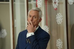 Roger Sterling (John Slattery) - Mad Men (Photo Credit: Michael Yarish/AMC)