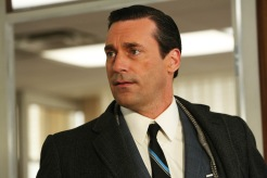 Don Draper (Jon Hamm) - Mad Men (Photo Credit: Michael Yarish/AMC)
