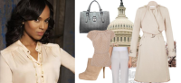 Fashion with Character: Olivia Pope