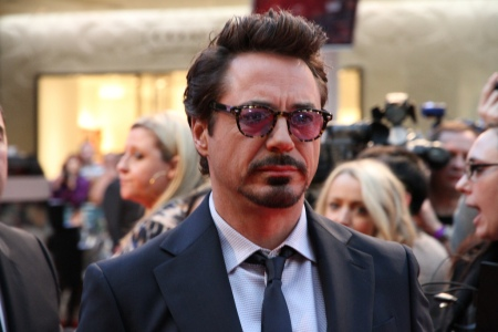 Robert Downey Jr (Image Credit: Paul Bird)