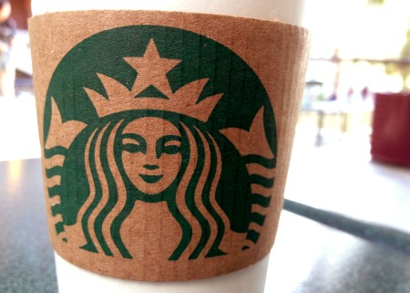 Starbucks Cup (Image Credit: Daniella Segura)