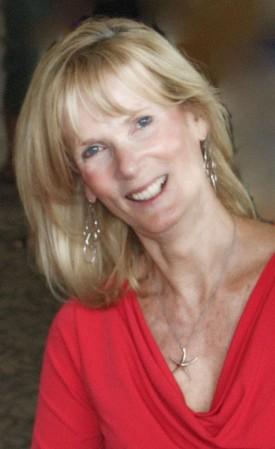 Author Susan Rizzo Vincent (Image Credit: Susan Rizzo Vincent)