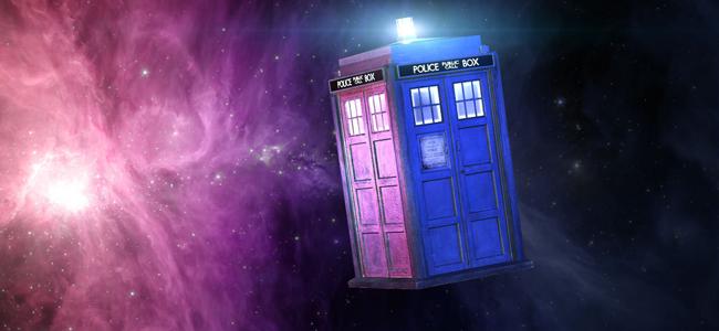 Tardis (Image Credit: BBC)
