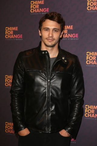 "James Franco at the ""Chime For Change: The Sound Of Change Live"" Concert (Image Credit: Tim P. Whitby/Getty Images for Gucci)"