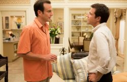 Will Arnett as Gob Bluth and Jason Bateman as Michael Bluth in ARRESTED DEVELOPMENT (Image Credit: Netflix)