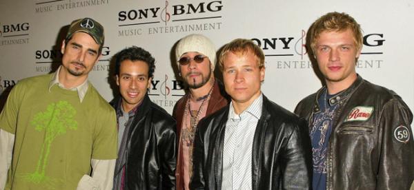 The Backstreet Boys (Image Credit: S Buckley)