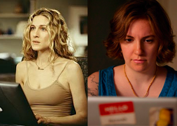 Hannah or carrie sex and city vs girls