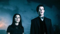 Matt Smith as The Doctor and Jenna-Louise Coleman as Clara Oswald in DOCTOR WHO (Image Credit: ©BBC Worldwide)
