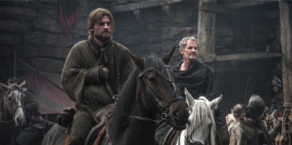 Nikolaj Coster-Waldau as Jamie Lannister in GAME OF THRONES (Image Credit: HBO)