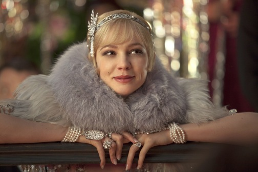 Carey Mulligan as Daisy Buchanan in THE GREAT GATSBY (Image Credit: Warner Bros.)