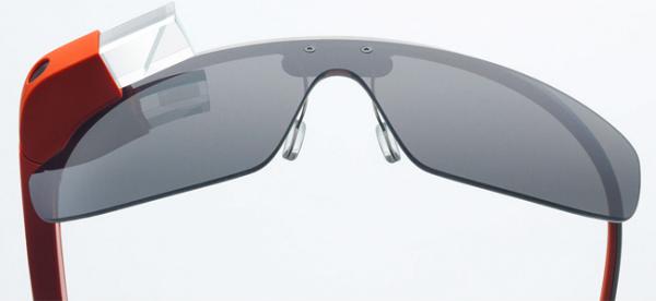 Google Glass (Image Credit: Google)