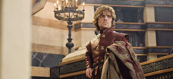 Peter Dinklage as Tyrion Lannister in GAME OF THRONES (Image Credit: HBO)