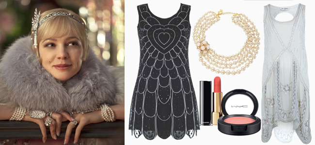 fashion with character daisy buchanan of �the great